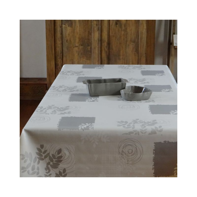 toile ciree grande largeur table de cuisine. Black Bedroom Furniture Sets. Home Design Ideas