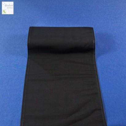 Toile Transat Playa 45 CM Uni noire