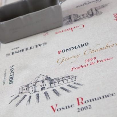Tissu Enduit 160 Route Des Vins