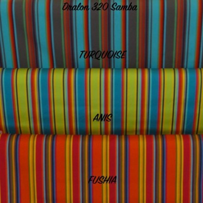 Tissu Dralon 320 cm Samba