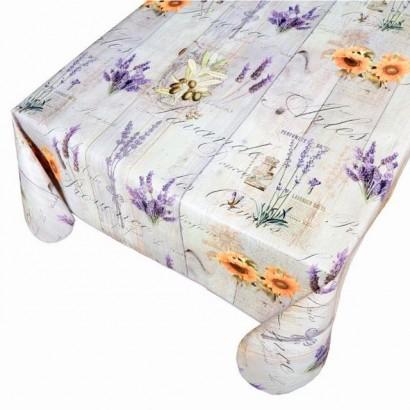 Protège Table Arlés Gris