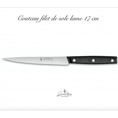 Couteau  Filet de Sole 17 cm