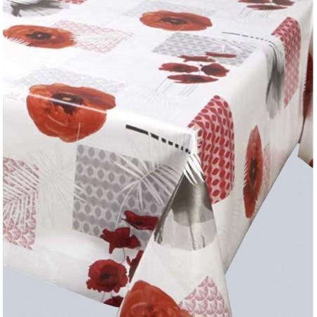 Protège Table Imprimé Papavero