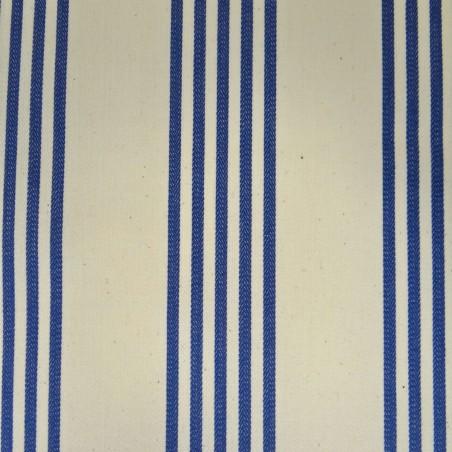 Tissu Enduit Cabana Bleu